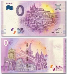 o euro bankovka
