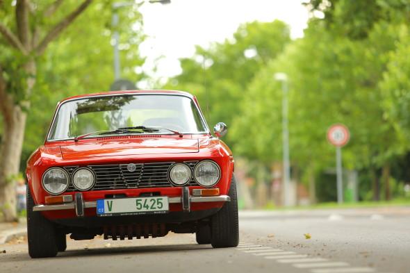 V posledních letech vyskočila i Alfa Romeo série 105 tzv. Bertonka. Byly za 200 000 Kč, dnes jsou minimálně za dvojnásobek.