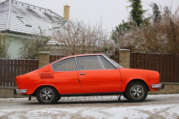 Skokan roku? Jistě Škoda 110 R, kupé ze 70. až 80. let. O jeho současné hodnotě před pár lety uvažoval málokdo…