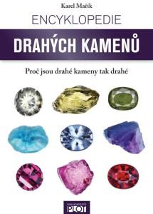Karel Mařík vloni vydal obsáhlou encyklopedii drahých kamenů, která bude na veletrhu také v prodeji.