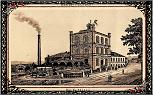 Vojtěšský důl v podobě z 2. poloviny 19. stol., budova je ve stejném stavu podnes