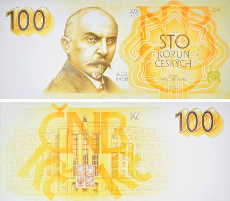 Třetí cenu udělila komise návrhu akademického malíře Zdeňka Netopila.