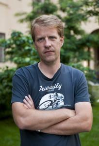 Spisovatel a  novinář Dan Tácha se aktuálně věnuje rozjezdu ekonomického portálu www.financnimys.cz