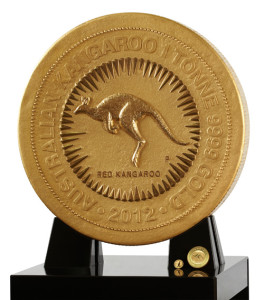 australia cangaroo coin