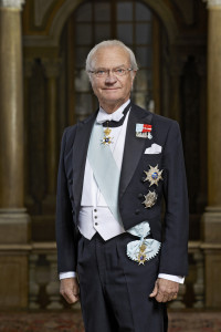 H.M. Konung Carl XVI Gustaf / HM King Carl XVI Gustaf, Fotografiet taget inför H.M. Konungens 70-årsdag, 30 april 2016.