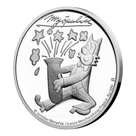 myšpulín stříbro