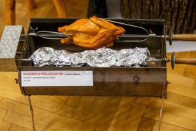 V Muzeu Třineckých železáren a města Třince je od 5. února 2020 pod názvem Werkfušky k vidění výstava rozmanitých výrobků kutilsky vytvořených v Třineckých železárnách i mimo ně. Na snímku je přenosný gril na přípravu místní rožněné speciality zvané rojberka.