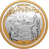 Canadian mint - unesco mince
